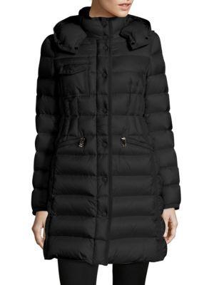 MONCLER Hermine Puffer Jacket. #moncler #cloth #jacket