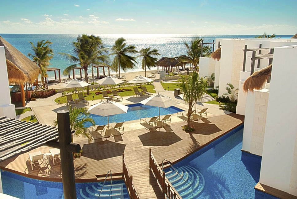 Azul Beach Hotel, Gourmet Inclusive Family Vacations