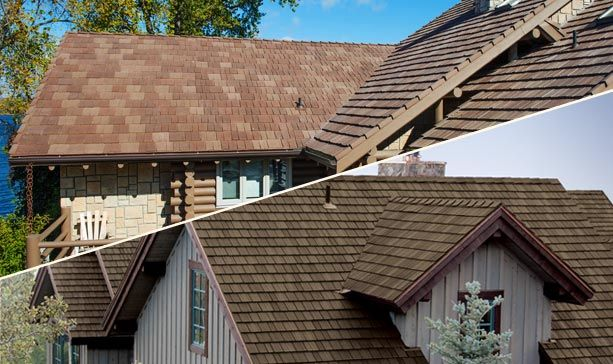 Composite Shake Shingles Polymer Slate Roofing Tiles Roofing Roofing Options Roof Shingles