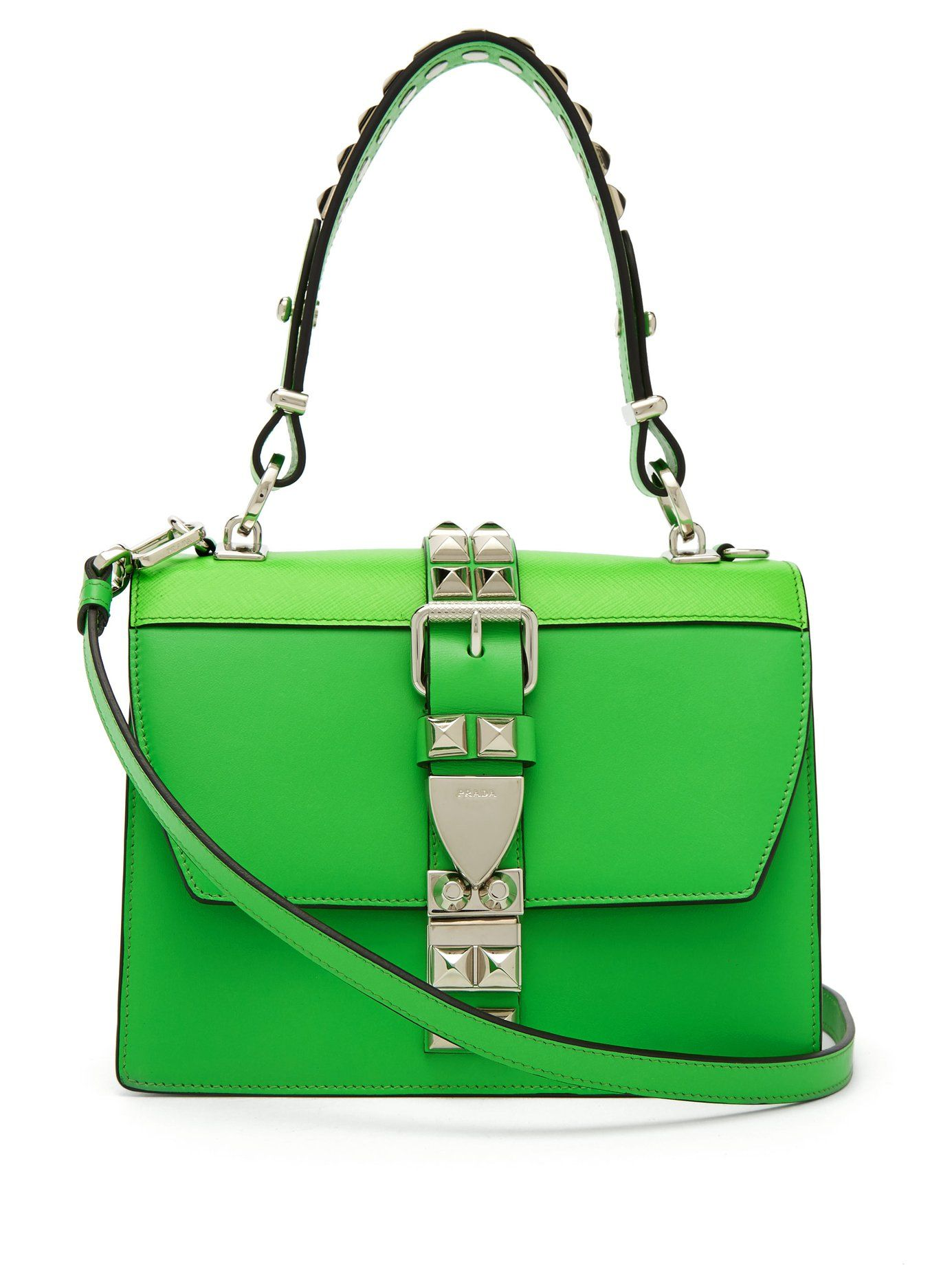 e037d6dbe32f PRADA Elektra leather shoulder bag £1