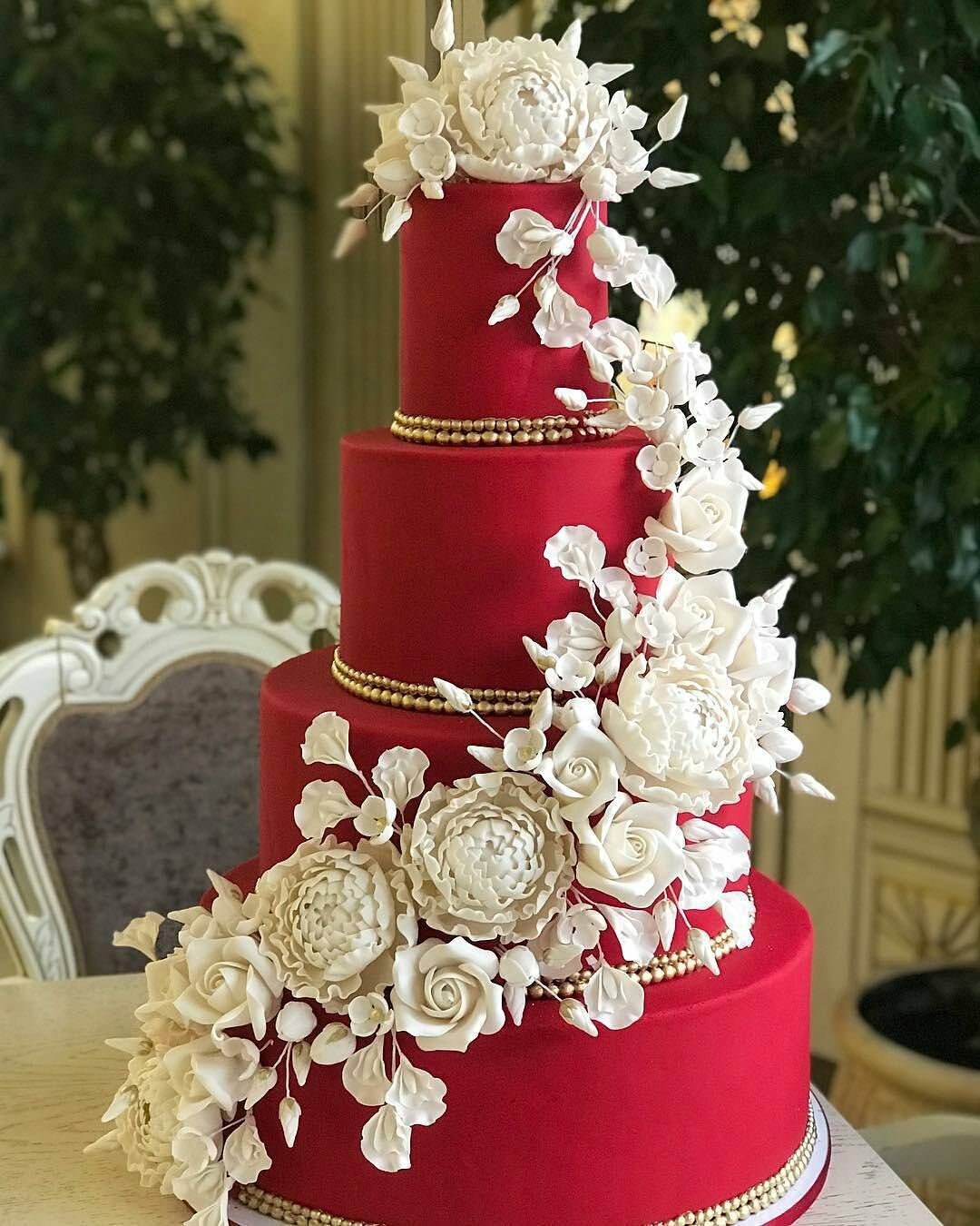 wedding cake red cake cakebakeoffng no instagram quot cake 23659