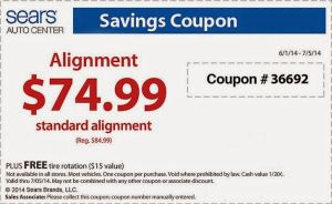 Save Big Money With Our Discount Tire Coupons Printable