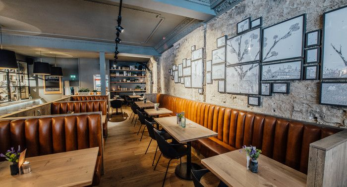 Restaurant Bar Design Awards 2016 The Beer Kitchen 1