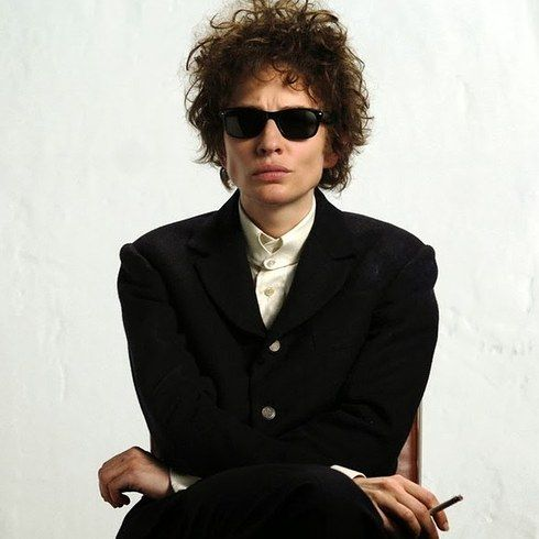 Cate Blanchett as Bob Dylan in I'm Not There Bob dylan
