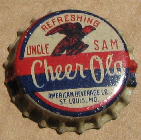 Vintage soda pop bottle carton NESBITTS with orange face unused new old stock