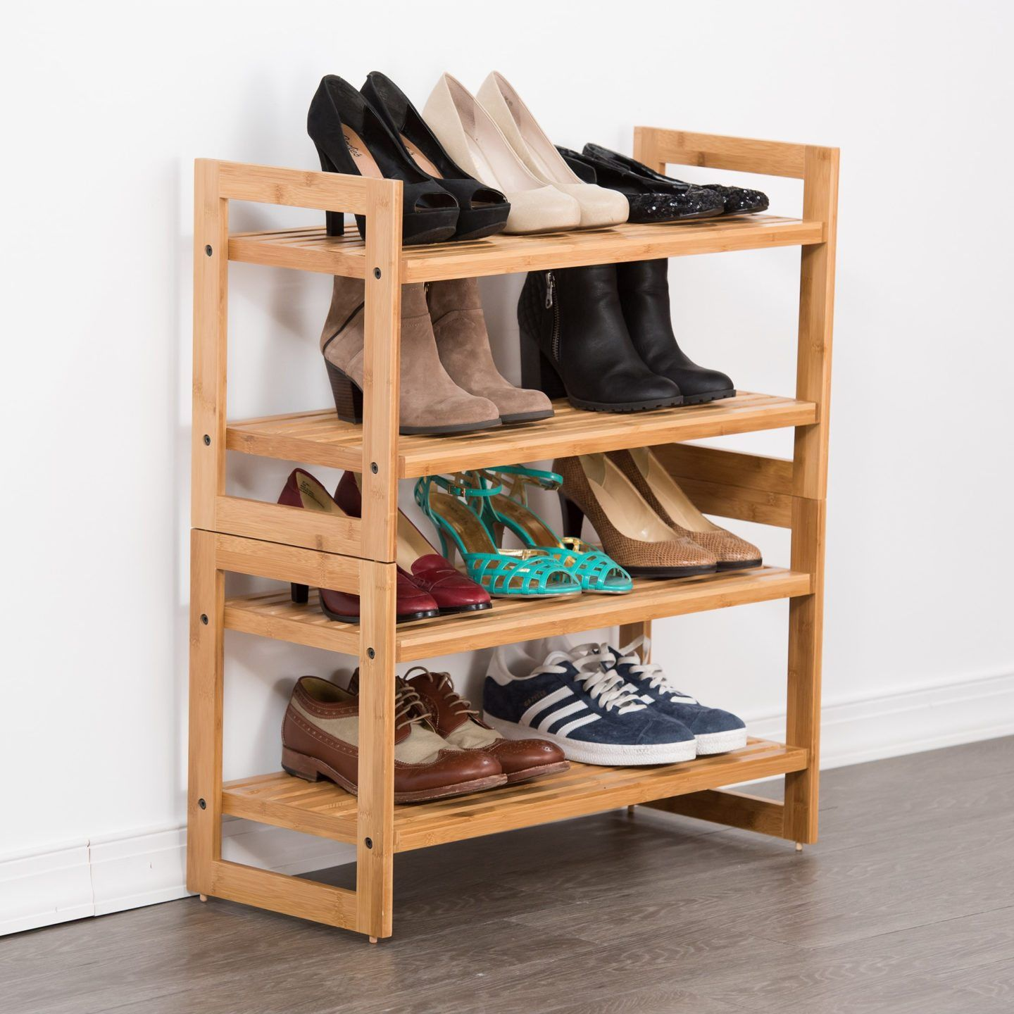 Shoe Storage Rack If you only need
