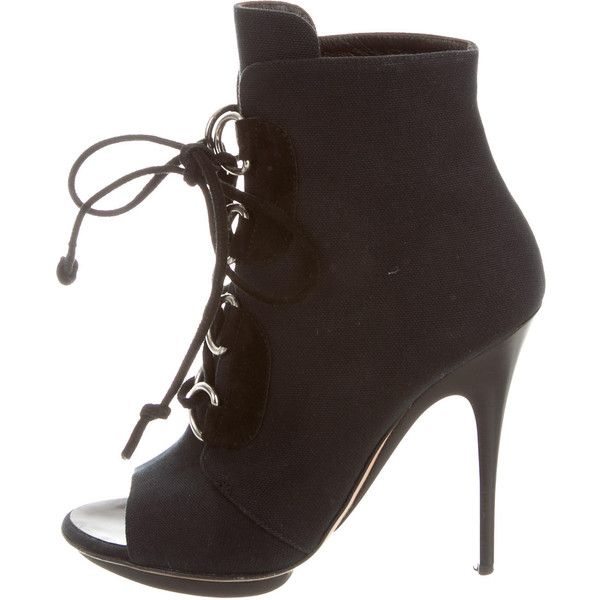 Pre-owned - Open toe boots Giuseppe Zanotti 22lhypzWhd