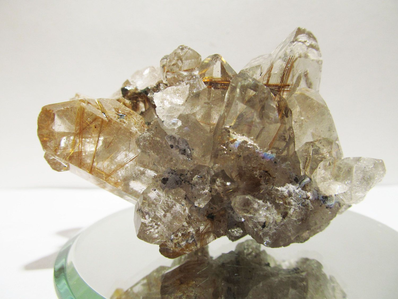 The Stone of Venus. Rutile quartz: healing and magical properties