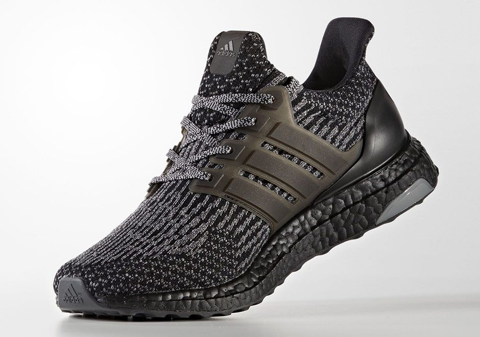 """884f899a8b06f Another """"Triple Black"""" adidas Ultra Boost 3.0 Is Releasing Page 2 of 2 -  SneakerNews.com"""