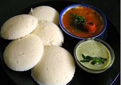 IdliChutneySambar | Indian food recipes, Idli, Food
