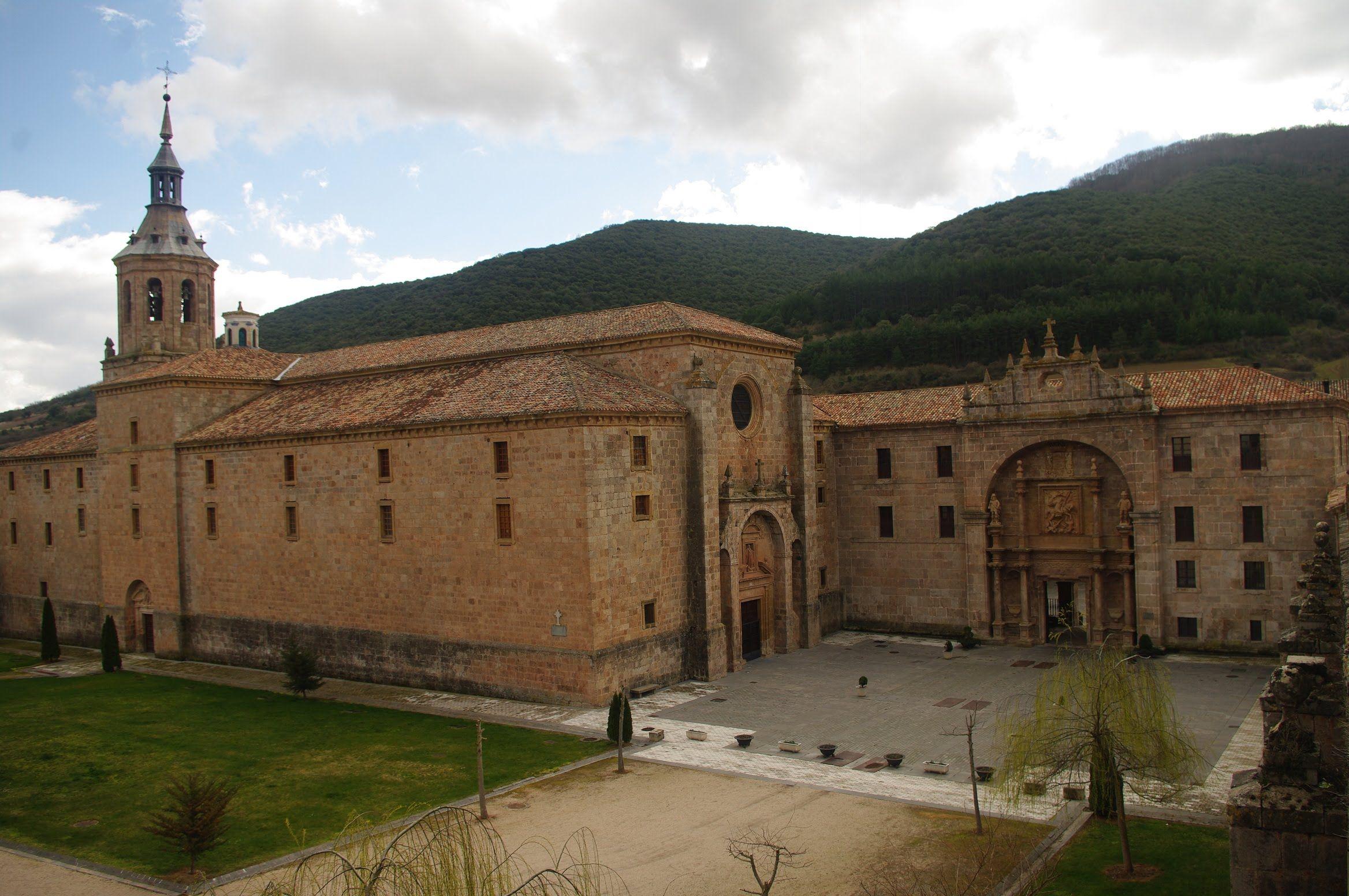 Fotos De La Rioja Monasterio San Millán De Yuso Monasterios Fotos Viajes