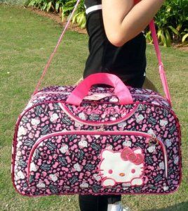 a21dfca8ec Hello Kitty Travel Bag