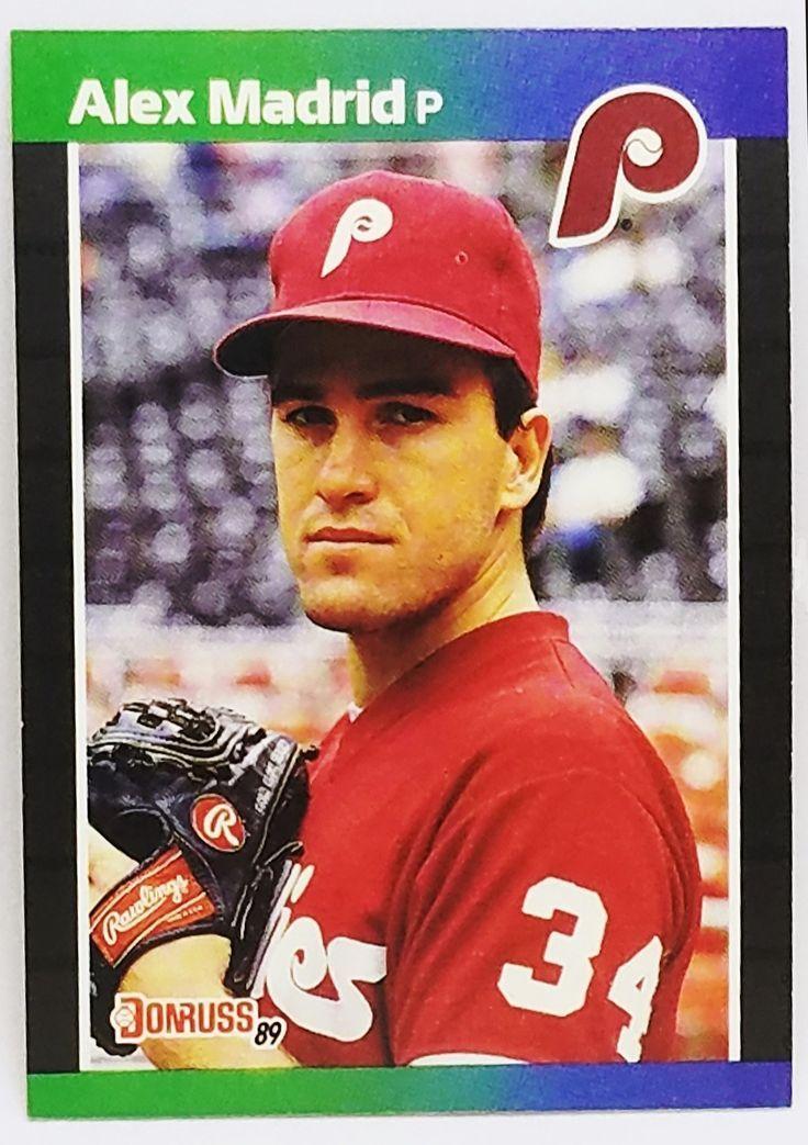 80s baseball cards baseball cards _ 80er baseballkarten