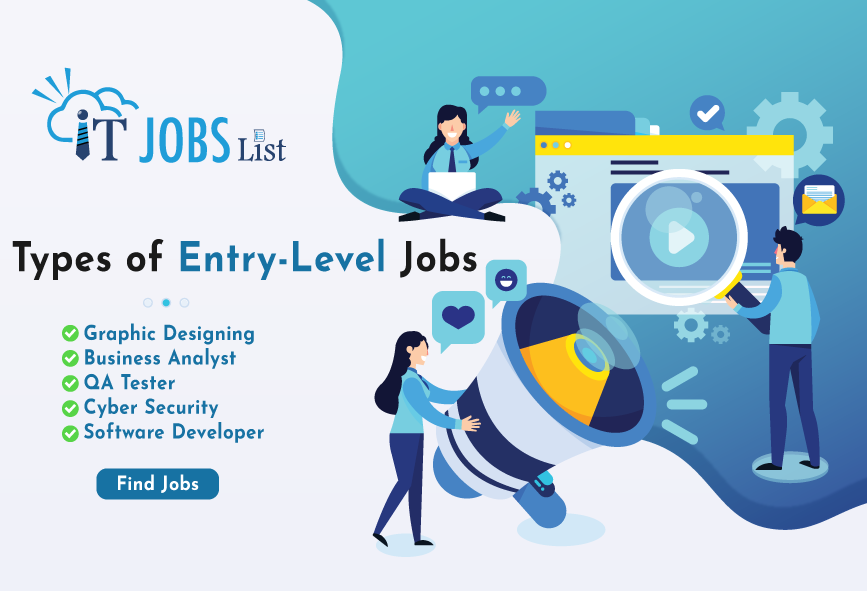 Here itjobslist provides for more than entryleveljobs