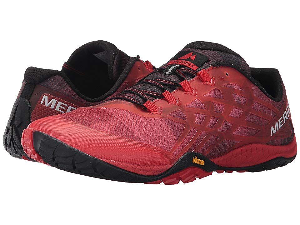 Merrell Trail Glove 4 (Molten Lava) Men