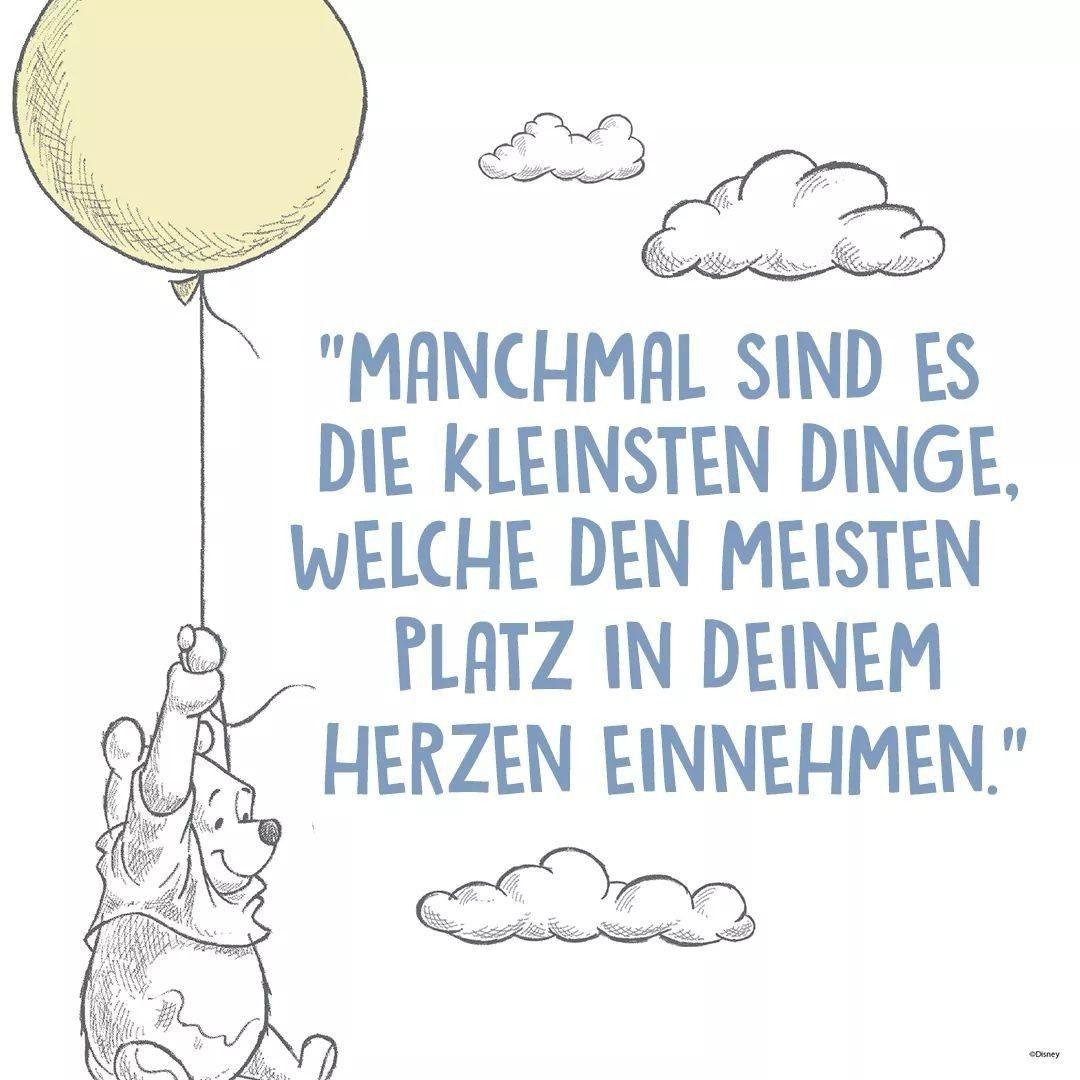 Pin Von Stina Auf Besondere Spruche Winnie Pooh Zitate Geburtstagswunsche Chef Disney Spruche