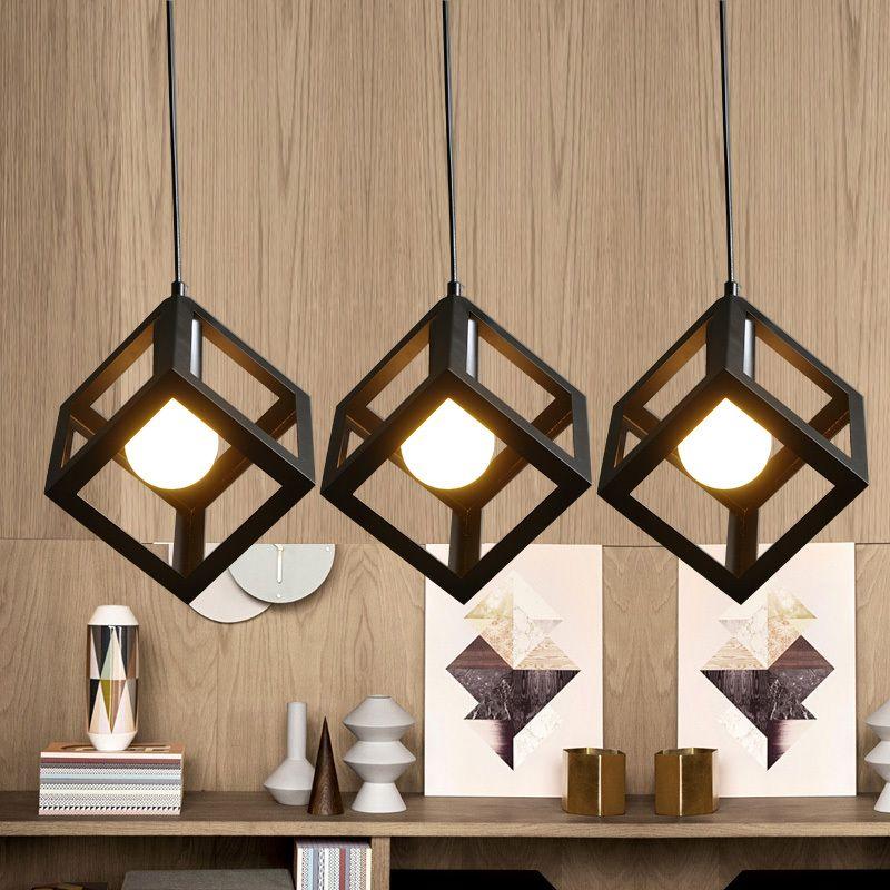 scandinavian lighting fixtures. Telmar Scandinavian Minimalist Clothing Store Cafe Chandeliers Three Creative Personality Restaurant Lighting Fixtures T027 T