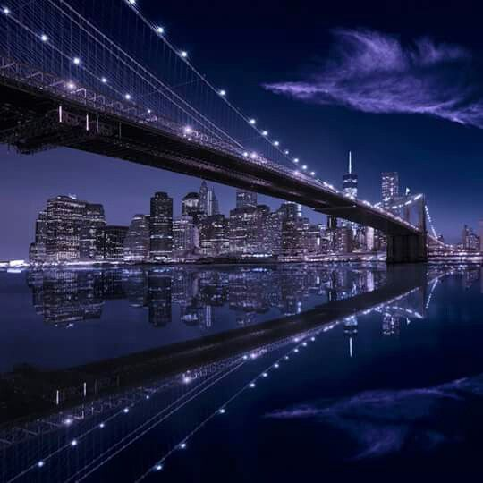 Brooklyn Bridge and Manhattan, NYC   photo credit: NYC Life