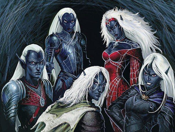 Wall   VK   from the shadows   Elves fantasy, Dark elf