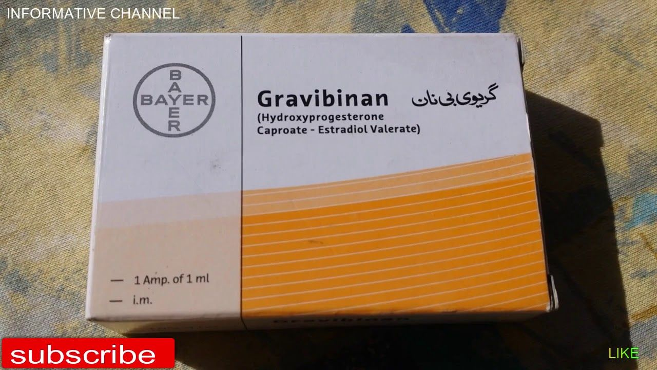 Gravibinan Injection Is Use For Miscarriag In Urdu