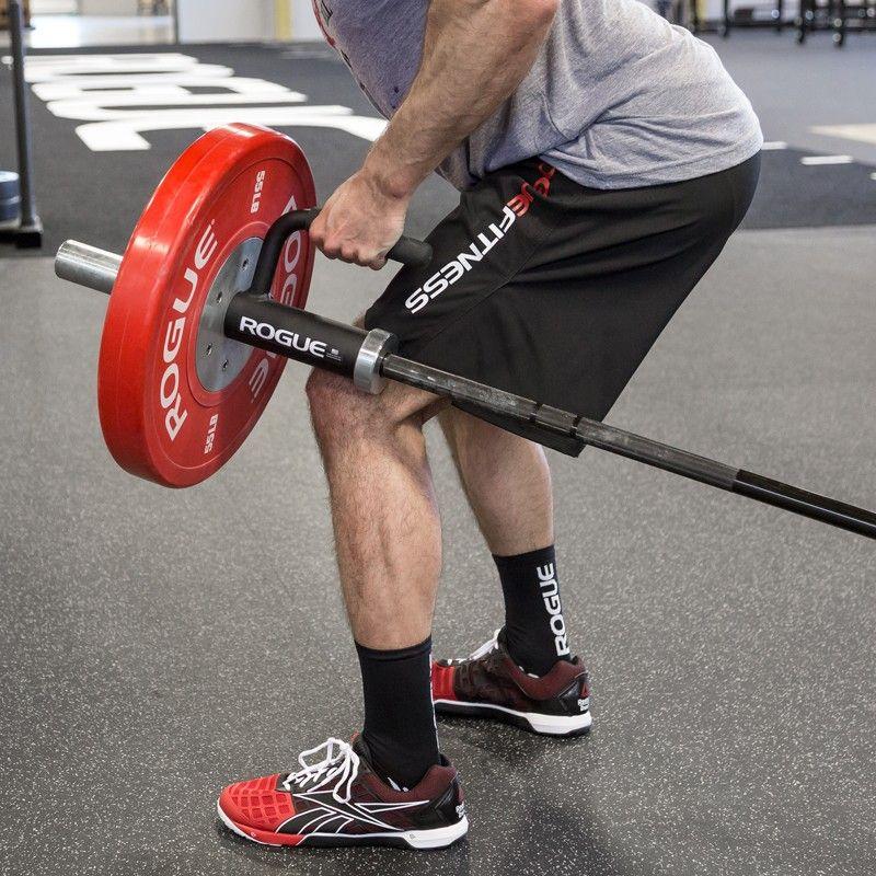 Madison Fitness Gloves: Rogue Single Landmine Handle