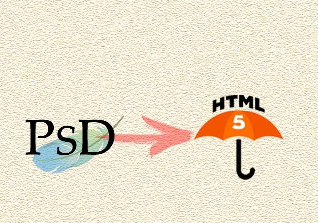 Set up an engaging website for your business with finest PSD to HTML5 Conversion solutions to stun your visitors with an out-of-the-box website