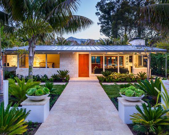 Tropical House Design 23f20e0cc95ed633f7acac8b9d07e897 90 Fachadas De Casas T Rreas Modelos E Fotos Para Se Inspirar