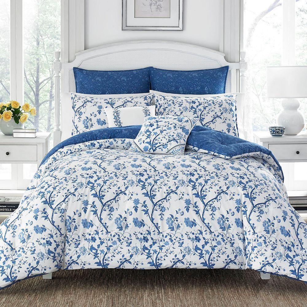 Laura Ashley Lifestyles Elise Comforter Set Comforter