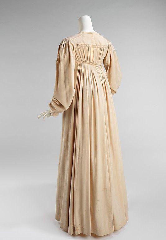 Dress  1810–15