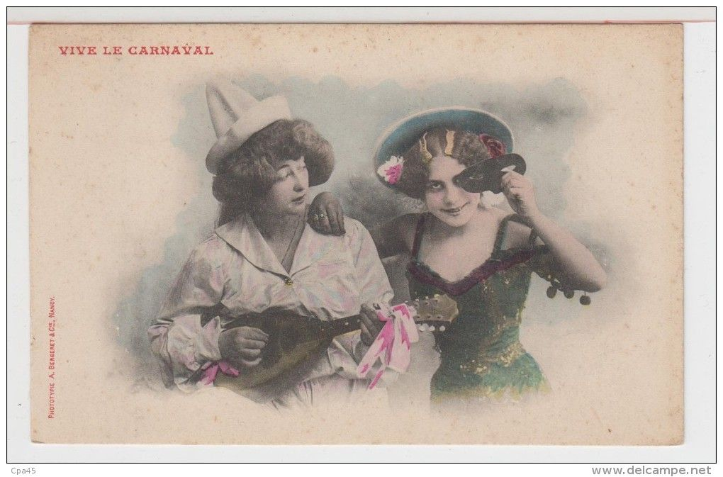 Postcards > Topics > Fancy cards > Women - Delcampe.net