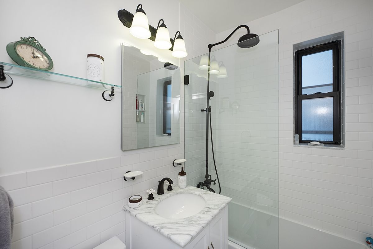 New York City Airbnb Remodeling Benefits Myhomeus Bathrooms Remodel Small White Bathrooms Remodel