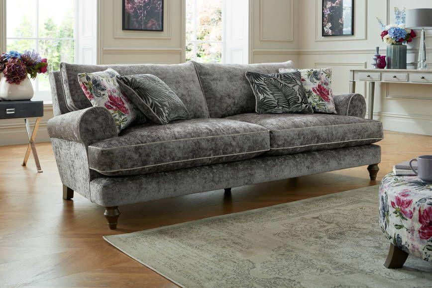 Maya Sofology Latest Sofa Styles Fabric Sofa New Living Room