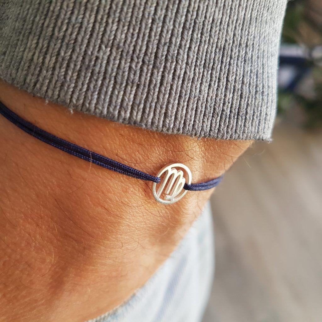 bracelet femme signe astrologique