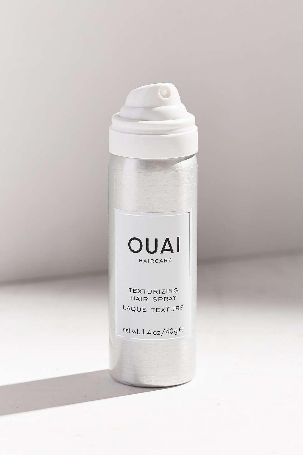 OUAI Mini Texturizing Hair Spray  Pinterest  Hair sprays Sprays
