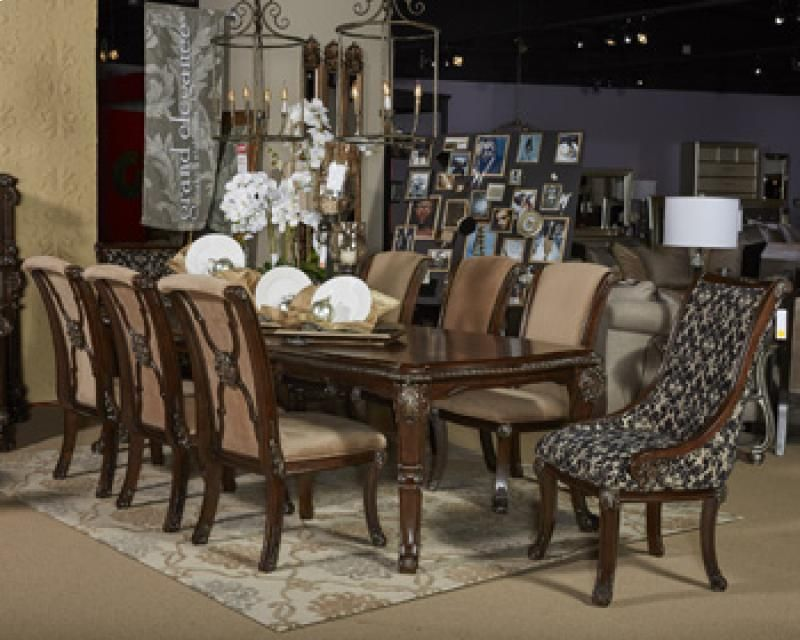 D78001 in by Ashley Furniture in Phoenix, AZ - Dining UPH Side Chair ...