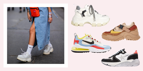 14 Chunky Sneakers for Women - Best of