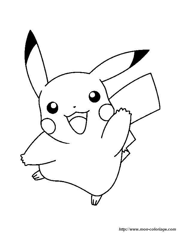 Pikachu Ausmalbild Pikatschu Pikachu Ausmalen Und Ausmalbilder