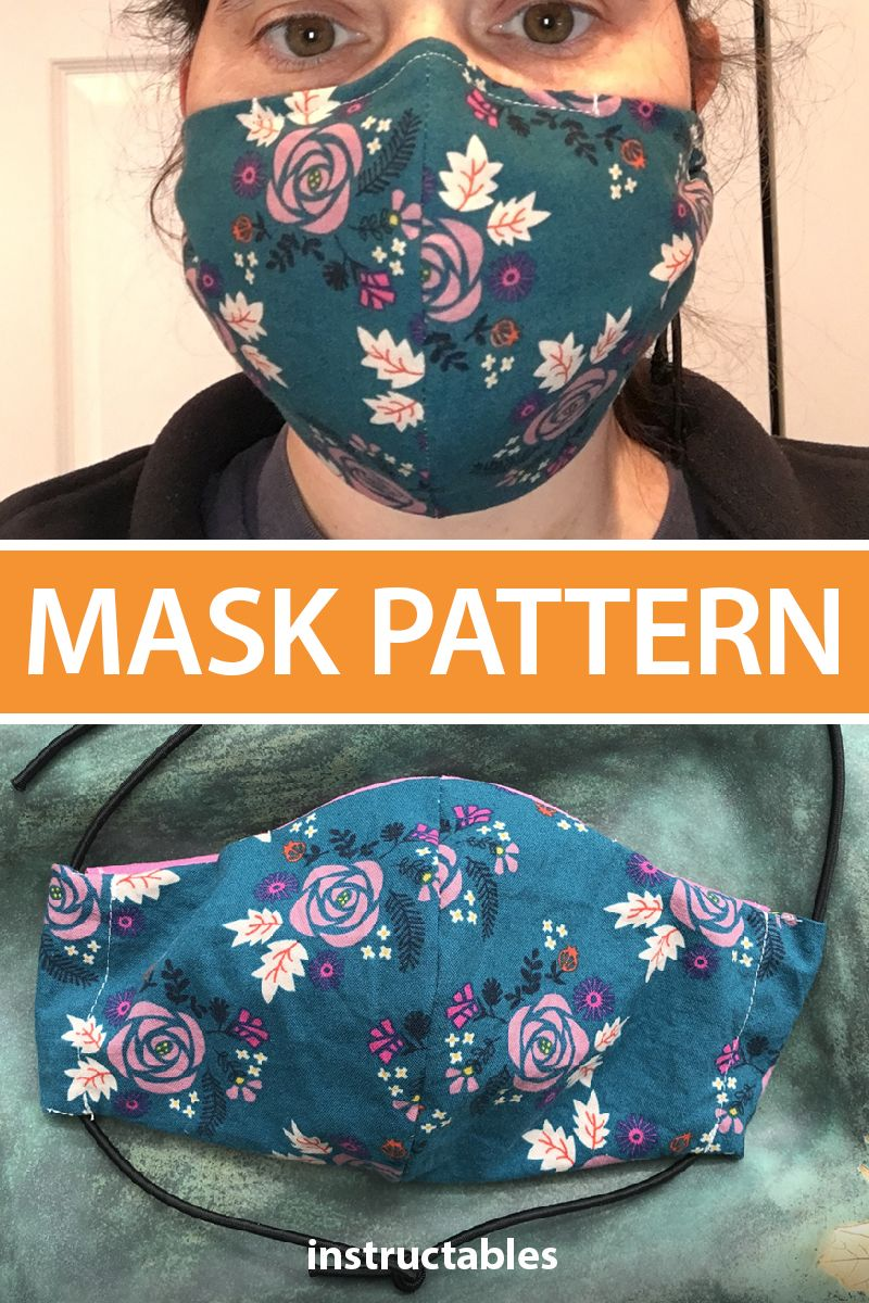 How to Sew Face Masks at Home for Healthcare Workers (by