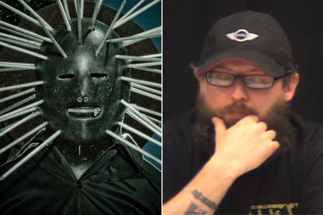 Craig Jones Unmasked M M Awesome Slipknot Craig