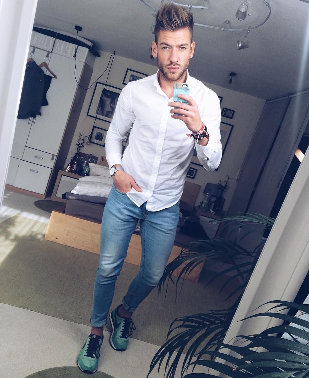 c47d76309 Casual outfit ideas for men Tendências Da Moda