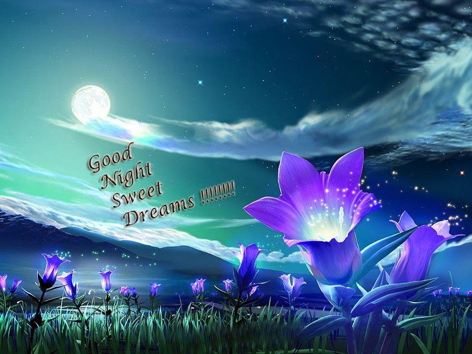 Good Night Wallpaper Love U Miss U Good Night Pinterest