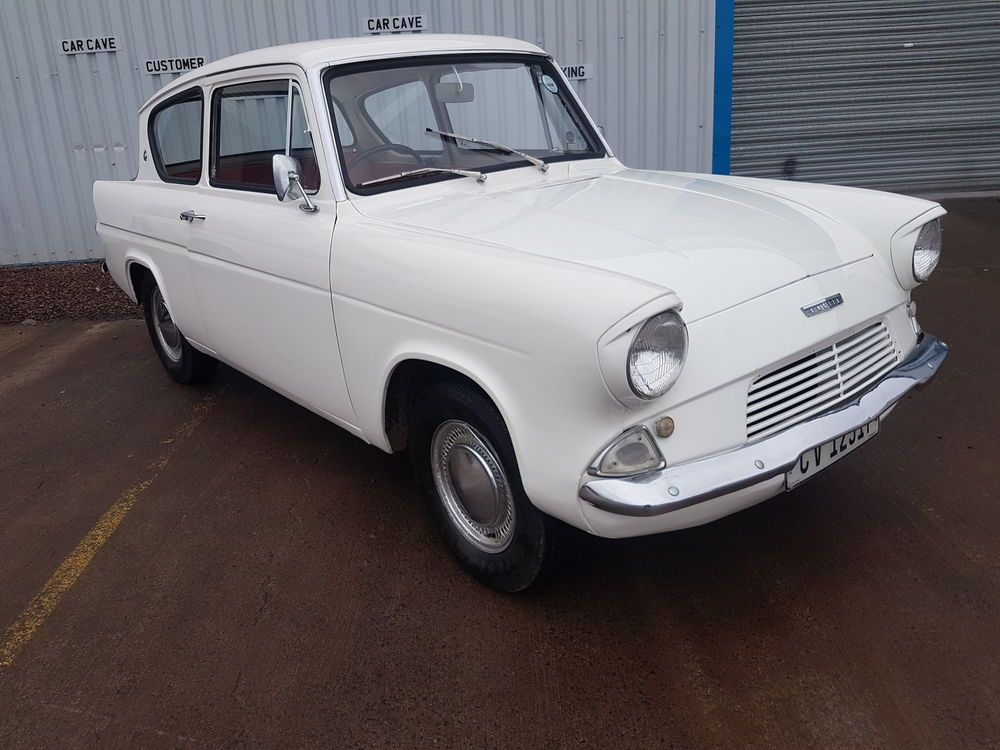Body Ford Anglia 105e Very Solid Shell Looks All Original Apart From A Couple Of Very Minor Repairs At The Rear In The Past Really Solid U Ford Anglia Ford