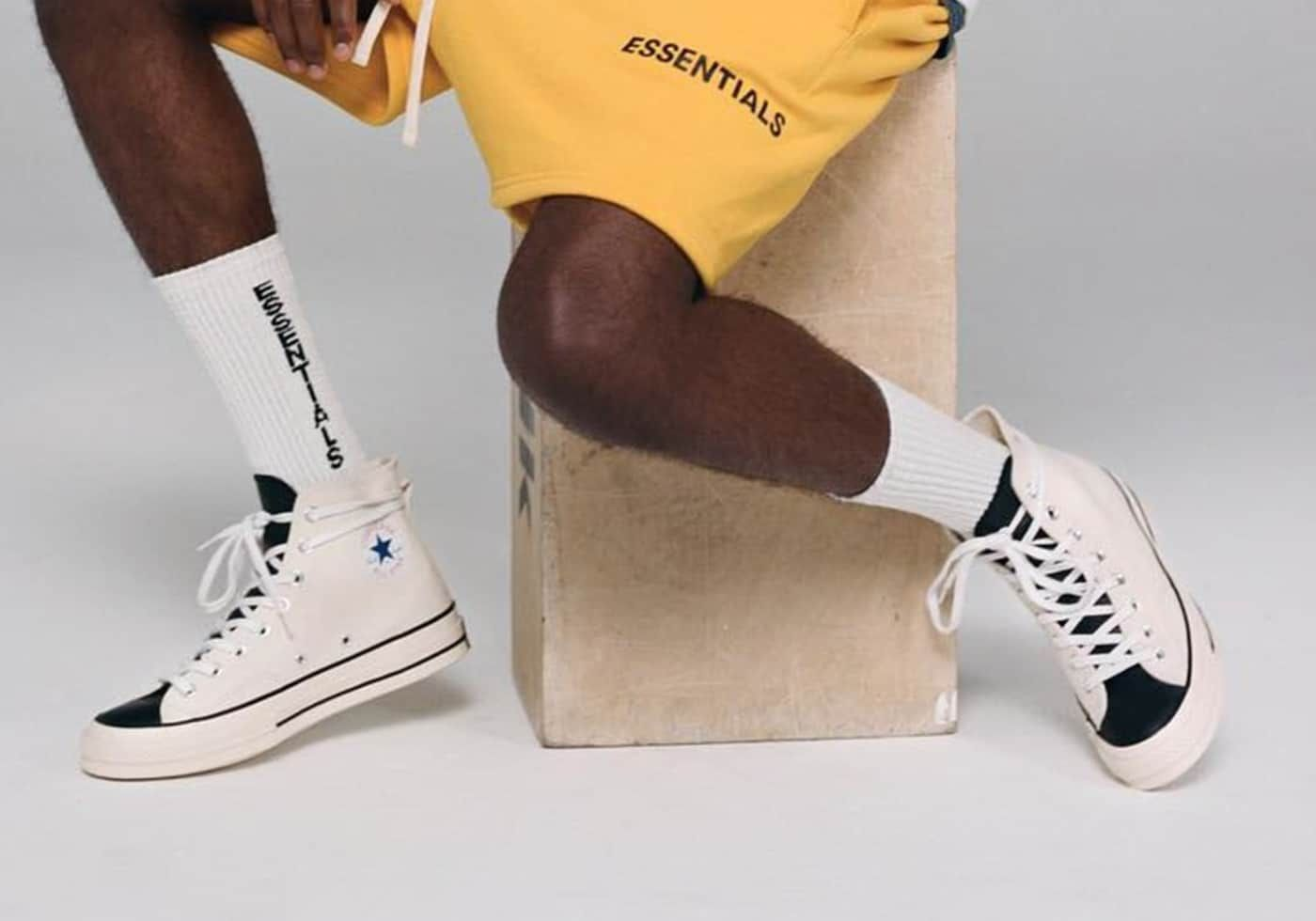 Fear of God Essentials x Converse Chuck 70 en 2020
