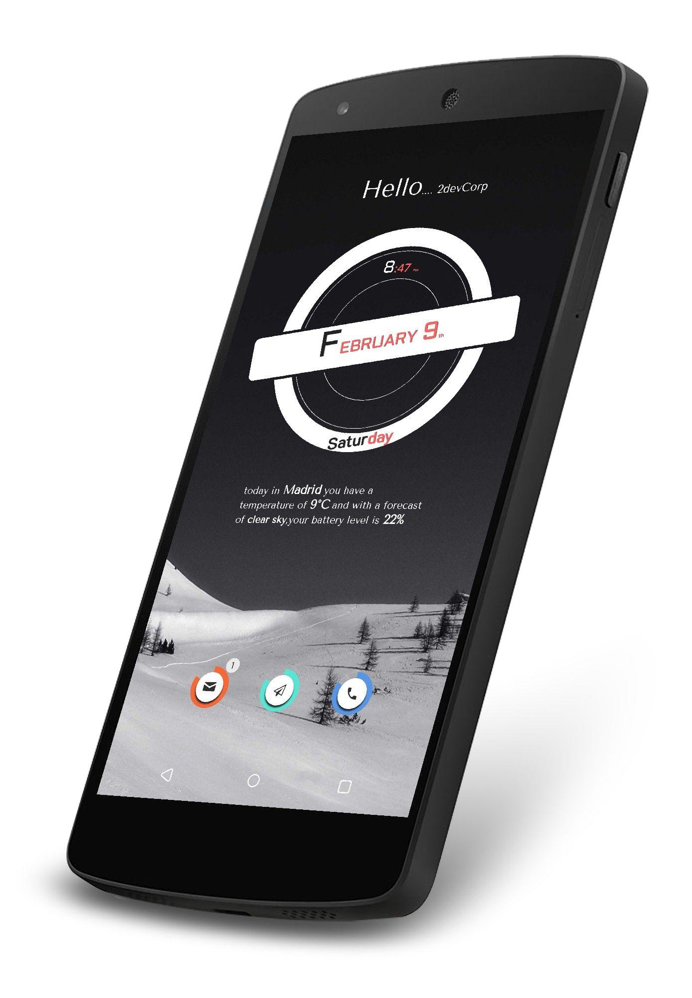 Kwgt Widgets Dyi phone case, Phone accessories, Phone