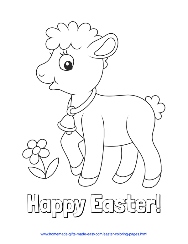 100 Easter Coloring Pages For Kids Free Printables Easter Coloring Pages Easter Coloring Sheets Easter Colouring