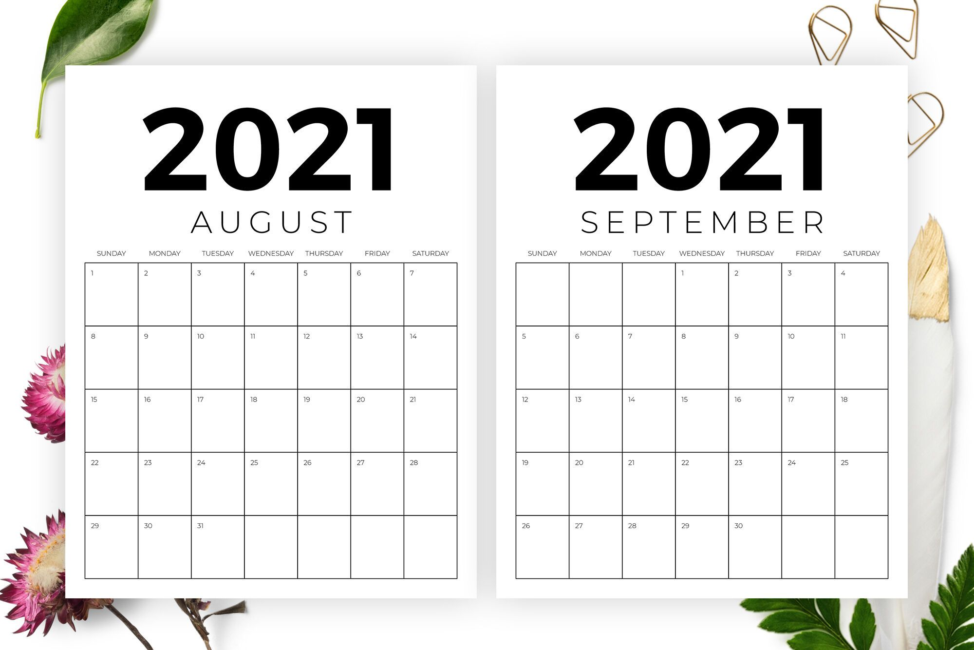 Vertical 8 5 X 11 Inch 2021 Calendar By Running With Foxes Thehungryjpeg Com Inch Aff Verti In 2020 2020 Calendar Template Calendar Template Stationery Templates
