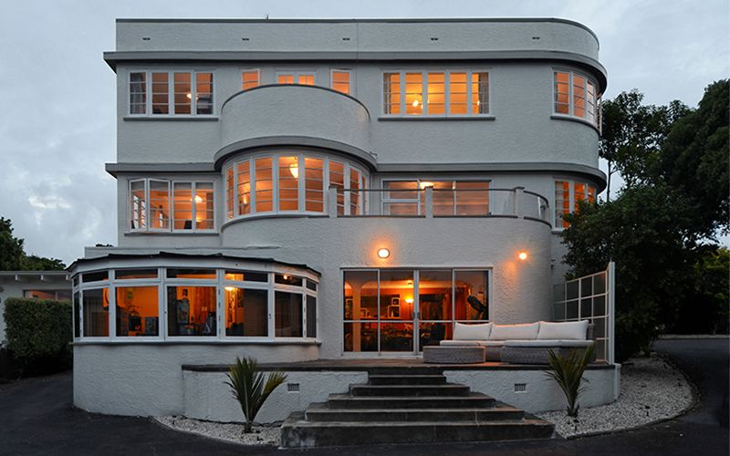 Housing styles in New Zealand - Auckland houses | Barfoot & Thompson  Art  Deco ...