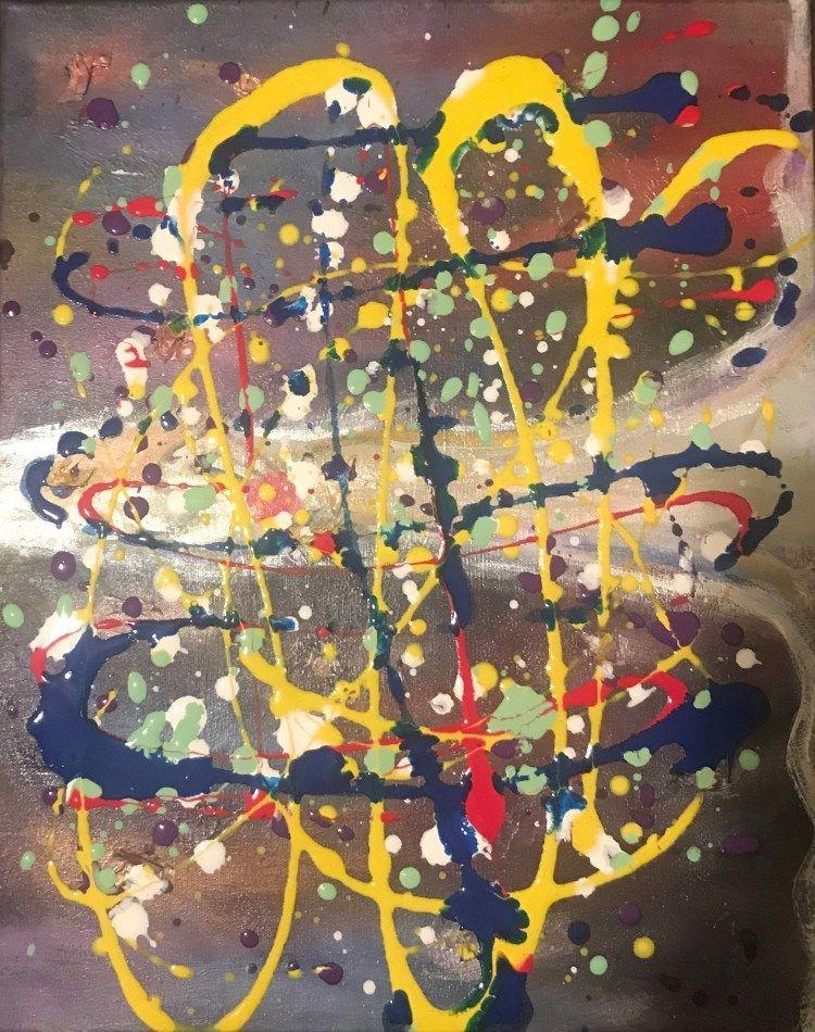 Enjoy Duane's stunning abstract artwork... An Interview
