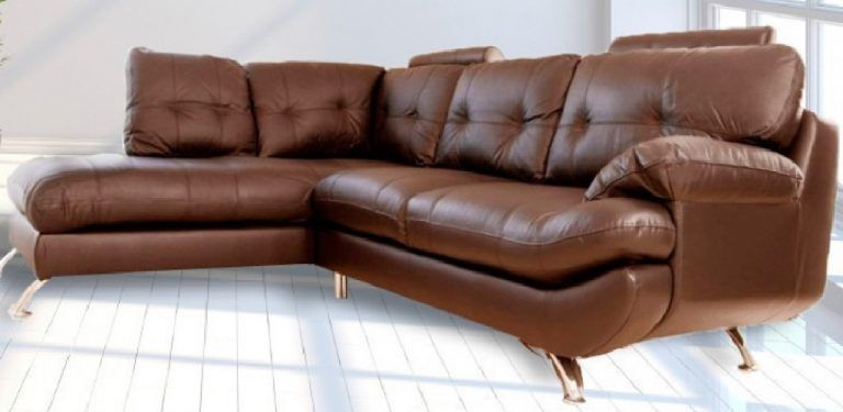 Sandy Corner Sofa Left Handed