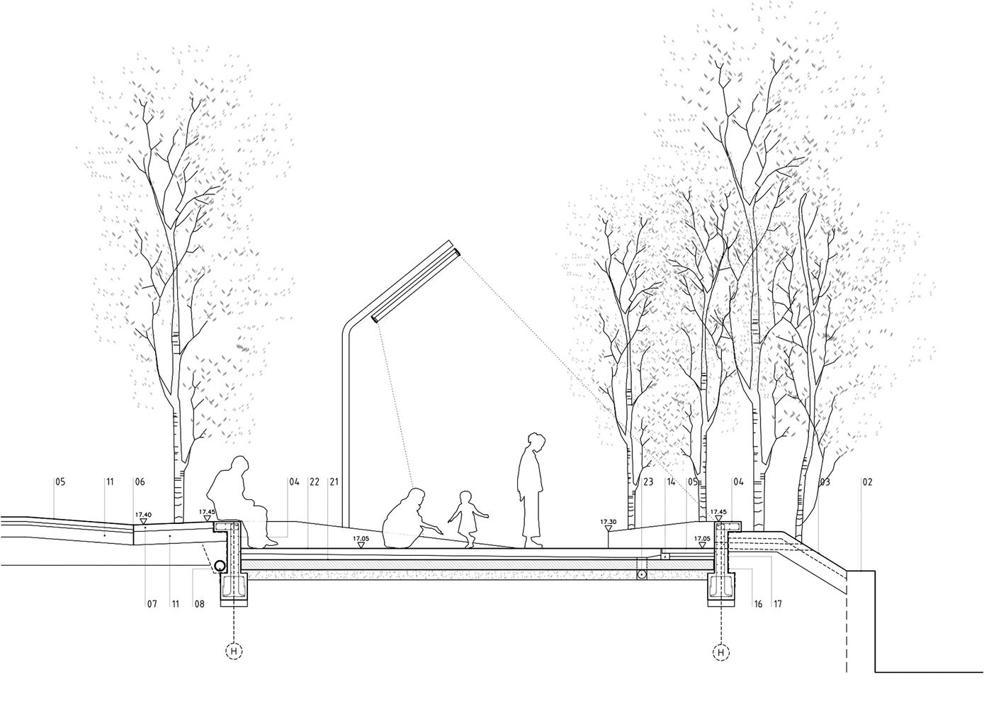 Gallery Of A Selection Of Landscape Architecture Detail